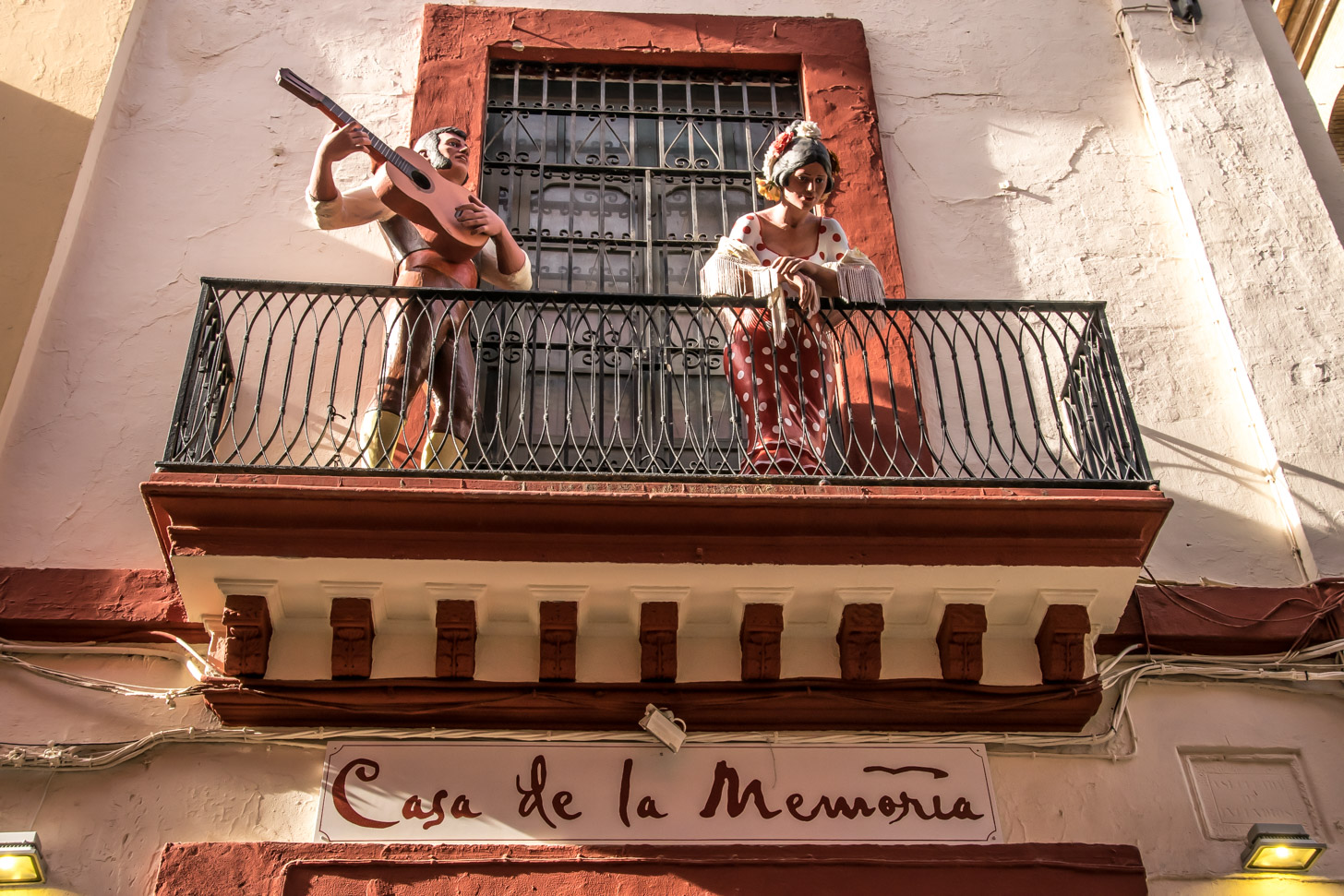 Casa de la Memoria... een ode aan flamenco