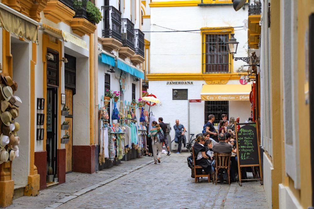 Sevilla bezoeken