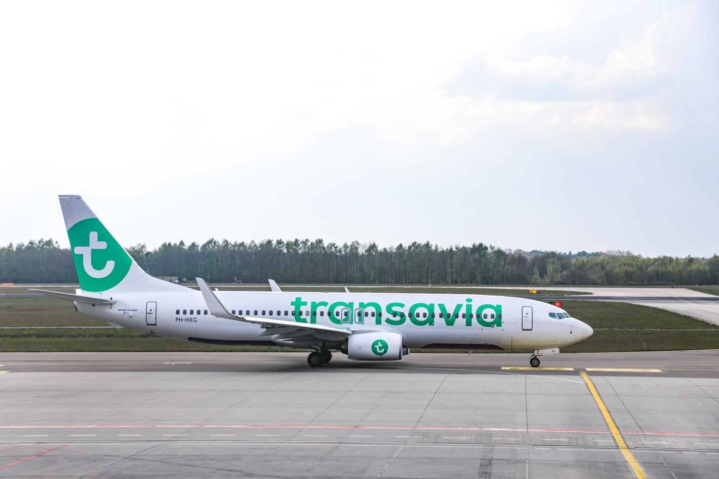 Transavia 737